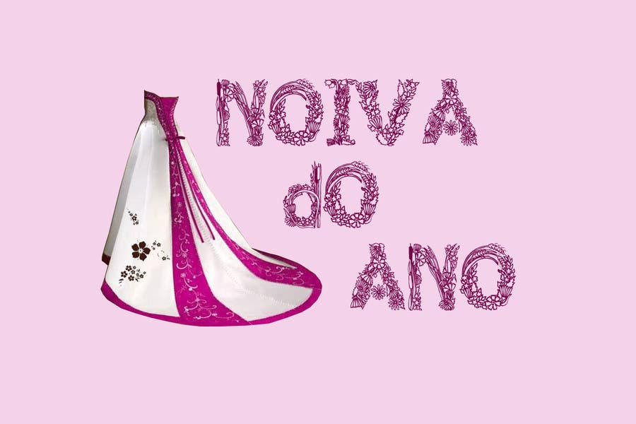 Photography Contest Entry #217 for Logo Design for Noiva do ano (Bride of the year)
