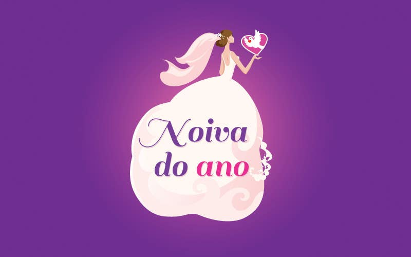 Contest Entry #82 for Logo Design for Noiva do ano (Bride of the year)