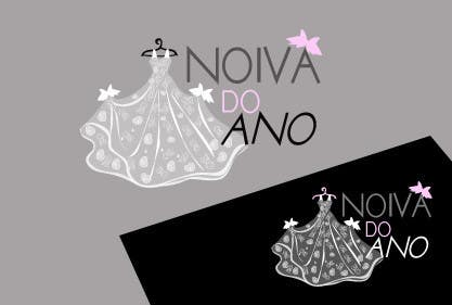 Contest Entry #                                        125                                      for                                         Logo Design for Noiva do ano (Bride of the year)