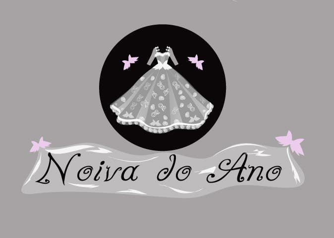 Contest Entry #                                        110                                      for                                         Logo Design for Noiva do ano (Bride of the year)