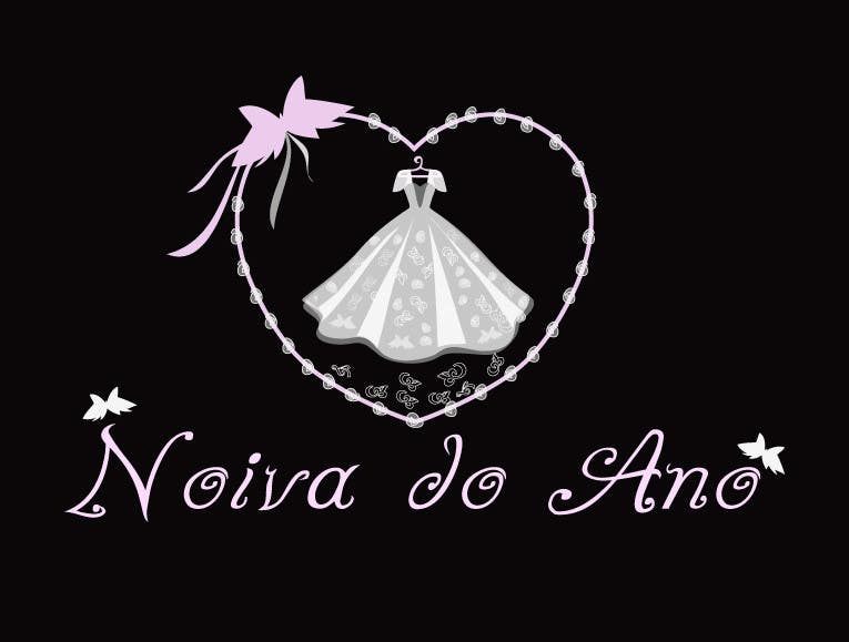 Contest Entry #                                        111                                      for                                         Logo Design for Noiva do ano (Bride of the year)