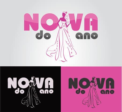 Конкурсная заявка №144 для Logo Design for Noiva do ano (Bride of the year)