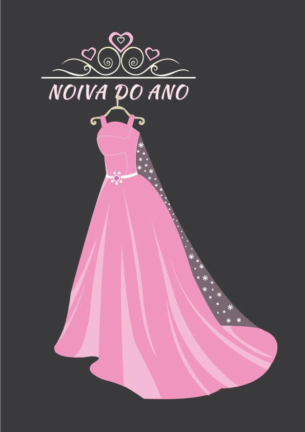 #202 for Logo Design for Noiva do ano (Bride of the year) by webdevlopment