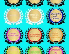 #4 untuk Create Badass Icons oleh sonnybautista143