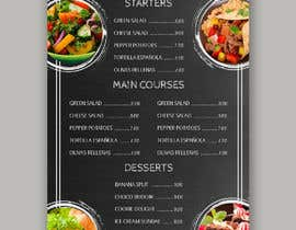 #2 for Restaurant menu design by luqman47