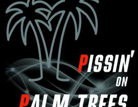 "#12 for Create ""Pissin' on Palm Trees"" Dog Shirt design by karimelsayed155"