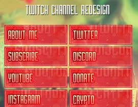 #3 for Twitch Channel Re-Design af Berkeryuruktumen
