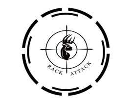 shaikhhassan tarafından I need a logo designed for  deer hunting scent killer.  The name of the scent killer is Rack Attack.  We need something eye catching to put on a label. için no 8