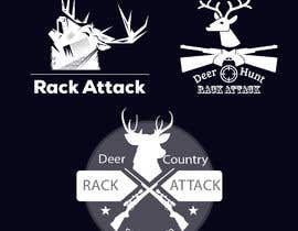 HabibAhmed2150 tarafından I need a logo designed for  deer hunting scent killer.  The name of the scent killer is Rack Attack.  We need something eye catching to put on a label. için no 1