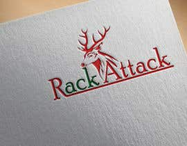 JDChakma tarafından I need a logo designed for  deer hunting scent killer.  The name of the scent killer is Rack Attack.  We need something eye catching to put on a label. için no 15