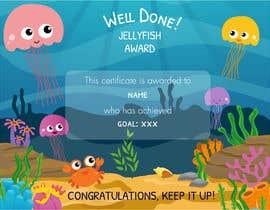 FOFADesign tarafından Children's illustrated certificates için no 47