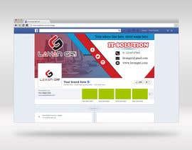Nro 35 kilpailuun Design logo and facebook cover picture käyttäjältä LizaRani
