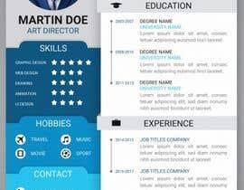 #5 dla Resume templates przez jhosser