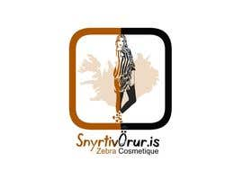 #150 cho Logo Design for Snyrtivorur.is (and Zebra Cosmetique) bởi habitualcreative