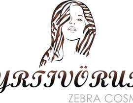 nº 160 pour Logo Design for Snyrtivorur.is (and Zebra Cosmetique) par cioncabogdan