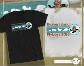 #33 for Beaver evolution t-shirt af adingph