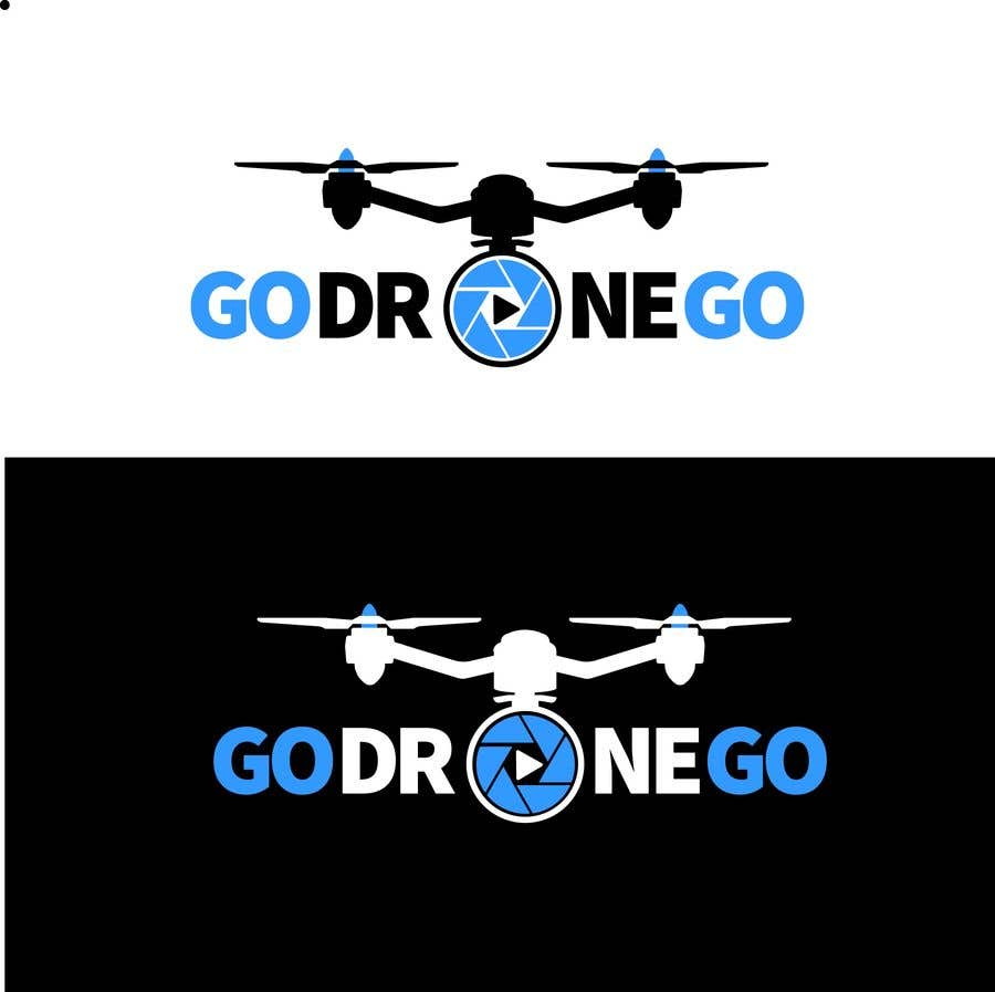 Proposition n°81 du concours Designer a logo & intro for a Drone website/Youtube Channel