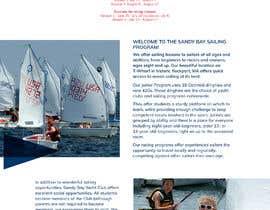 #33 cho Design a Website for a US Yacht Club bởi blackeye77