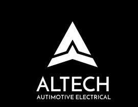 #6 for Business name- Alltech Automotive Electrical Colours prefered- Black White Orange Easily readable font with modern styling by mustjabf