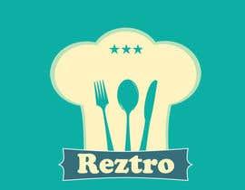 "#60 cho Design a Logo for Restaurant App ""reztro"" bởi aadizahid"