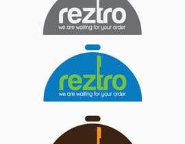 "#33 cho Design a Logo for Restaurant App ""reztro"" bởi TonmoyWT"