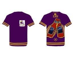 Nro 15 kilpailuun Make a Fraternity Fall Recruit Shirt Design käyttäjältä RubenMerino