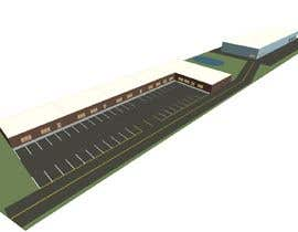 #25 for Basic Site Plan Layout for a 2.5 acre commercial development - Retail and warehouse by FreeLanceCAD33