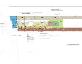 #22 for Basic Site Plan Layout for a 2.5 acre commercial development - Retail and warehouse by benyamabay