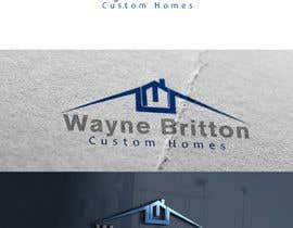 #83 for Logo for custom home builder by adminlrk