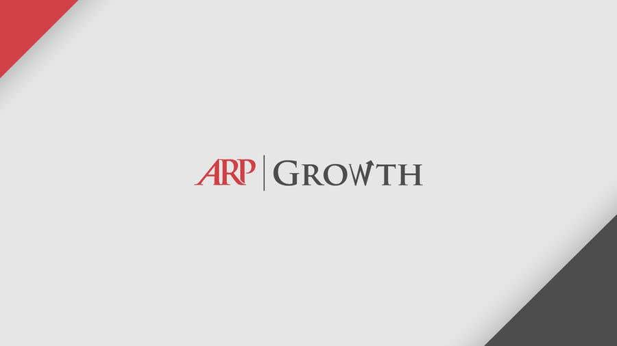 Inscrição nº 20 do Concurso para Refine/design a Logo for ARP Growth (using existing logo as starting point)
