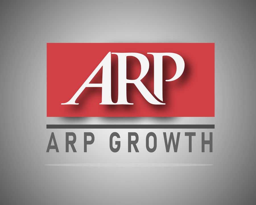 Inscrição nº 33 do Concurso para Refine/design a Logo for ARP Growth (using existing logo as starting point)