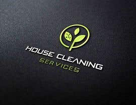 #306 para Logo design for house cleaning services por asik01711