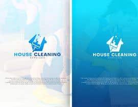 #304 para Logo design for house cleaning services por gilopez