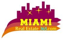 Logo Design for Miami Real Estate Website için 351 numaralı Graphic Design Yarışma Girdisi