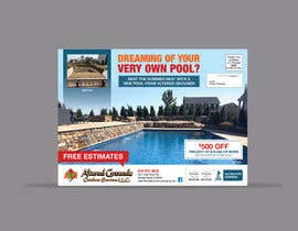 #11 for Design an advertisement for pool business 2 by rajaitoya