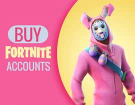 #18 for Design multiple advertisements for Fortnite Instagram account. by MarinaAtef96