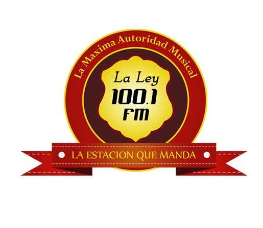 Konkurrenceindlæg #35 for Design Logo for Radio Station