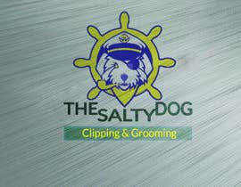 #12 for Logo for dog grooming business by SahriarRagib