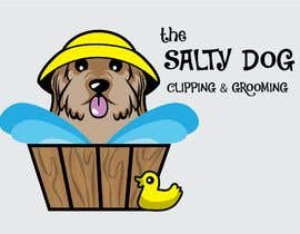 #36 for Logo for dog grooming business by ronmyschuk