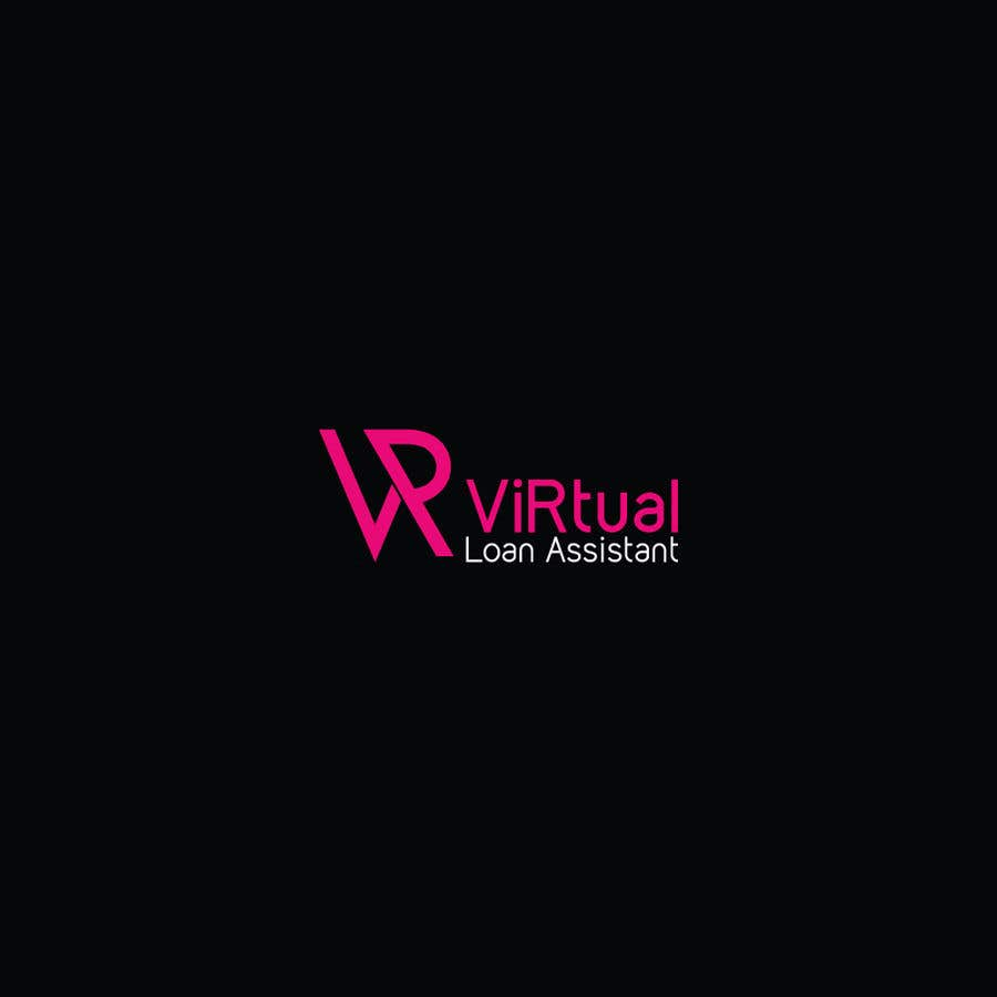 Contest Entry #13 for Logo kit  for ViRtual Loan Assistant - Logo- Business card design