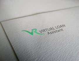 #18 for Logo kit  for ViRtual Loan Assistant - Logo- Business card design by rifat0101khan