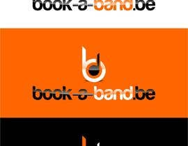 #265 pentru Logo Design for book-a-band.be de către trying2w