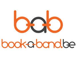 nº 31 pour Logo Design for book-a-band.be par dandima