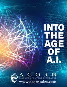 Image of                             Magazine Cover featuring A.I.