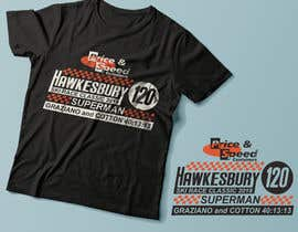 #37 для Design Merchandise T-Shirt print for Hawkesbury 120 and on going desginer від Exer1976