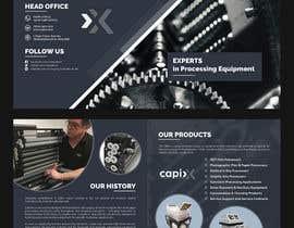 flechero tarafından Capix A4 4 Page Flyer için no 16