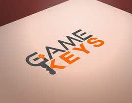 #71 untuk Design a Logo for GameKeys.io (no creative restrictions) oleh lucianito78