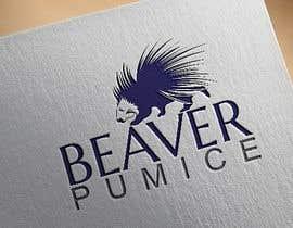 #112 for Logo Beaver Pumice - Custom beaver logo -- 3 by miranhossain01