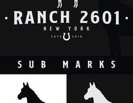 Nro 57 kilpailuun Ranch 2601 Logo Design käyttäjältä totemgraphics