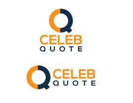 #21 untuk Design a Logo For Celeb Quote Website oleh dxarif24